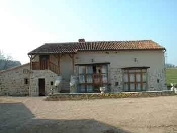 Toscane d'Auvergne -Ferme-Auberge de l'Estre