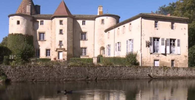 Le château des Martinanches