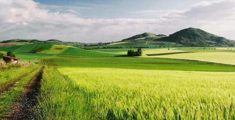 La Toscane d'Auvergne en images