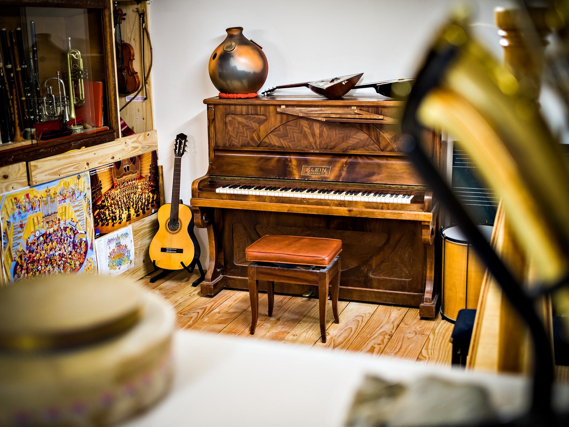 Atelier du Sardier, espace musique 1, Arnaud FRICH_1