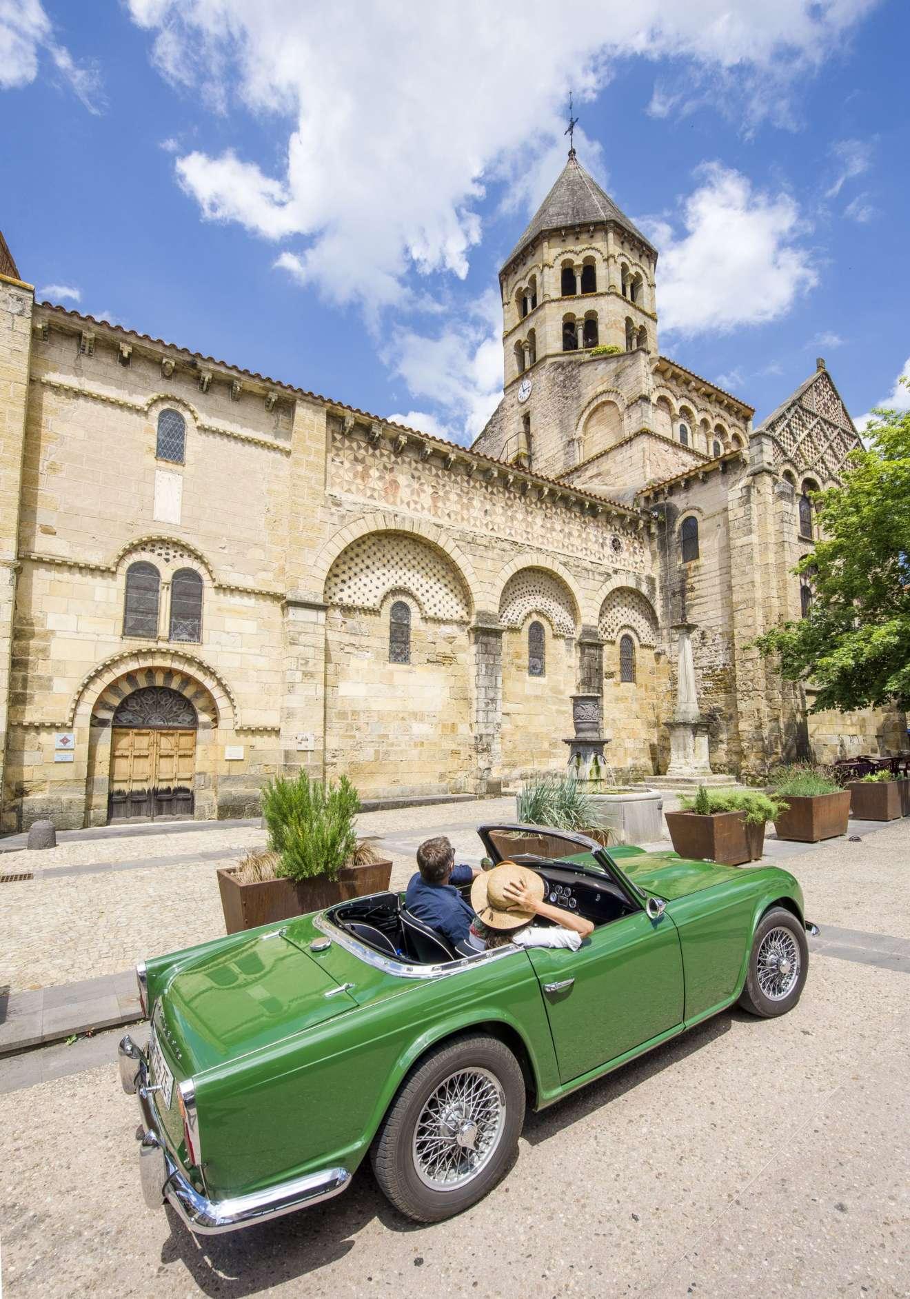 Auvergne - Puy-de-Dome - Toscane d'Auvergne.