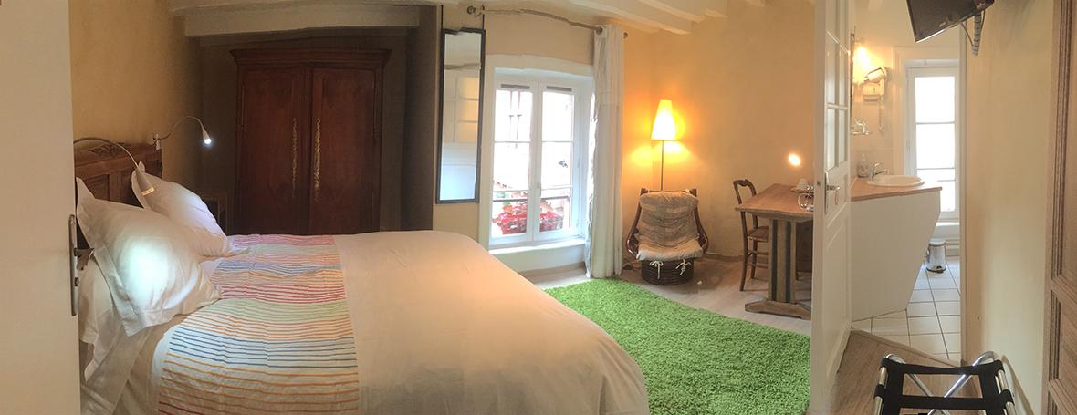 Les chambres d'Hôtes Tilours