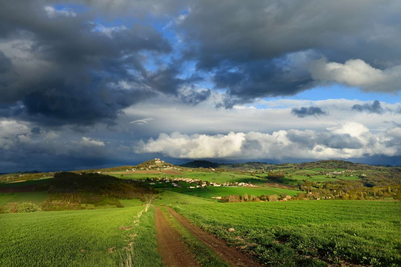 Toscane d'Auvergne © Joël Damase