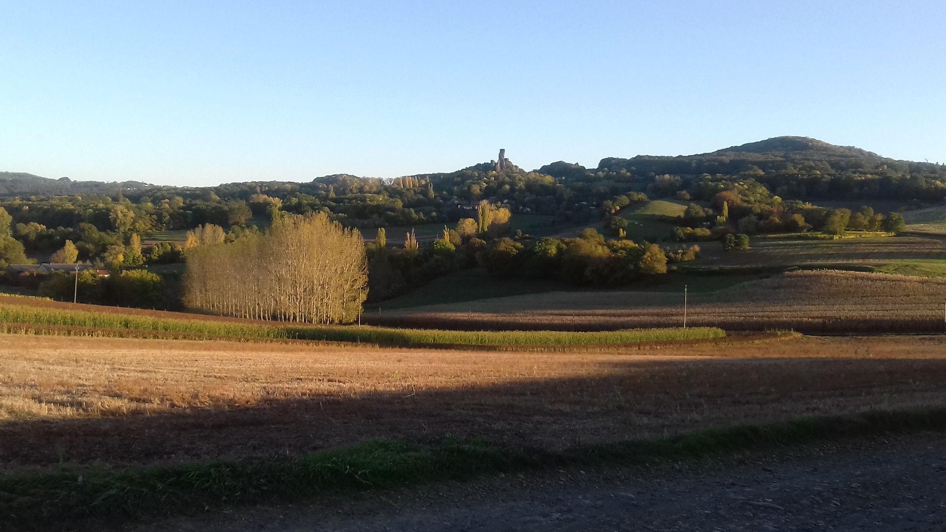 Toscane d'Auvergne © Carole Chambellant