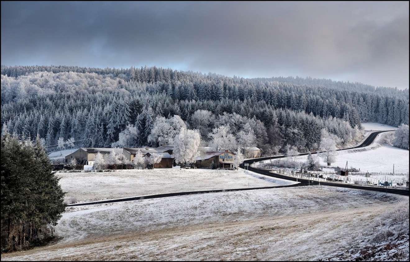 Toscane d'Auvergne © Jean-Claude Millot