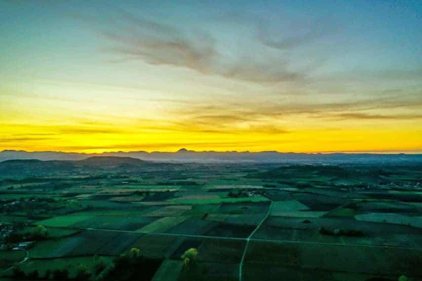 Moissat depuis le ciel-Pierre-Vincent Gobillard