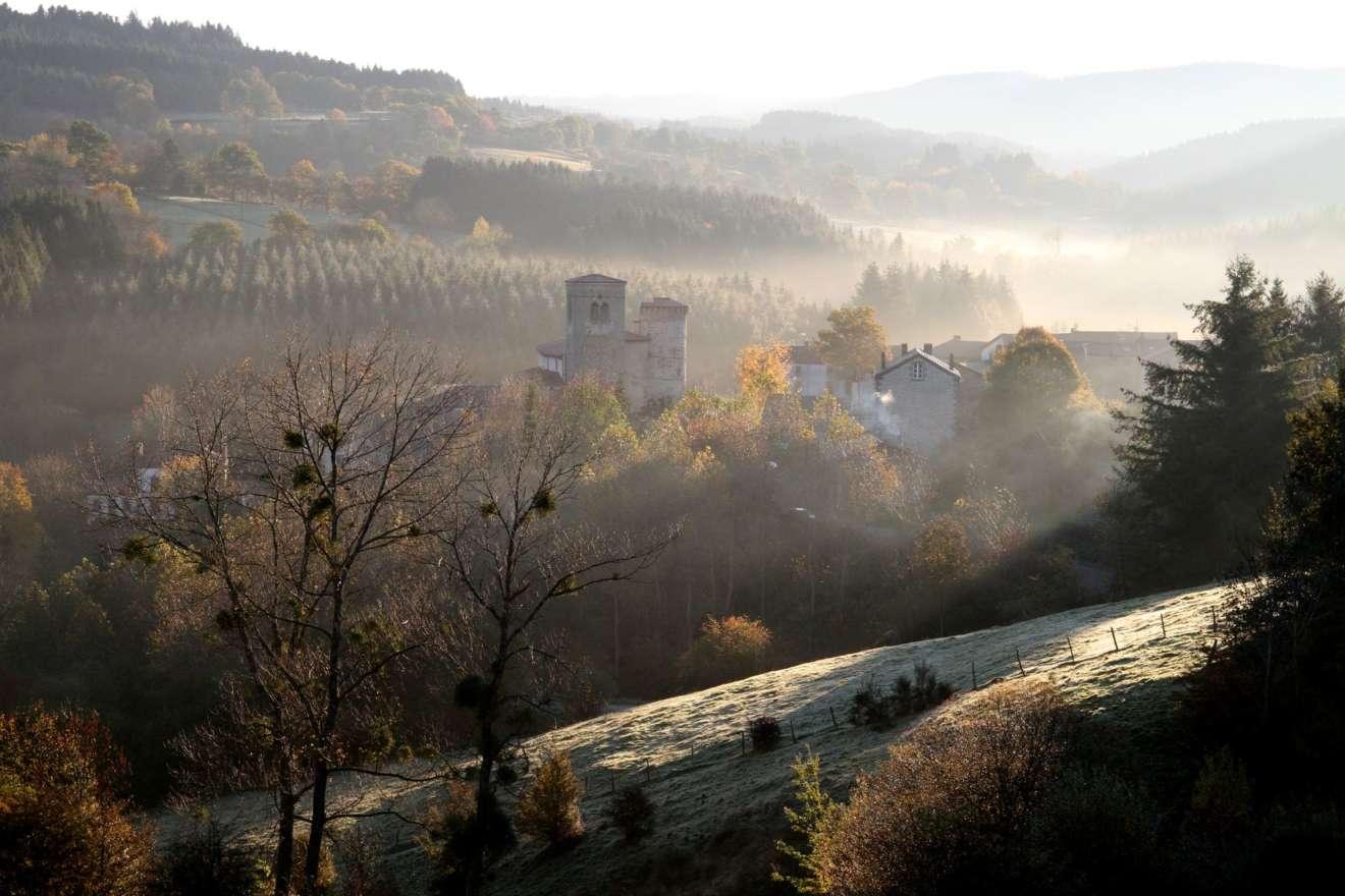Toscane d'Auvergne ©Marie-Paule Dauphin