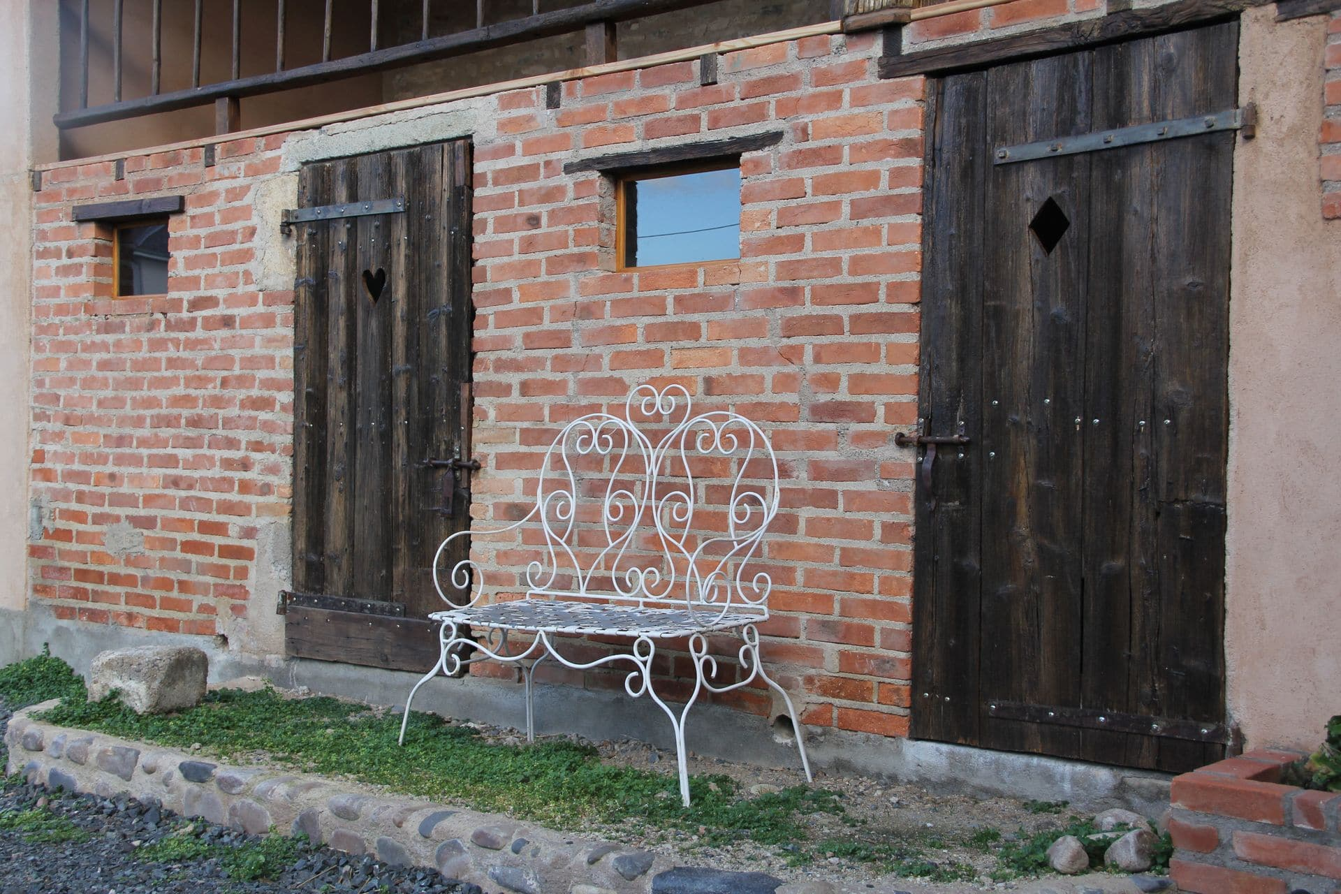 Toscane d'Auvergne - Gîte le P'tit Belou