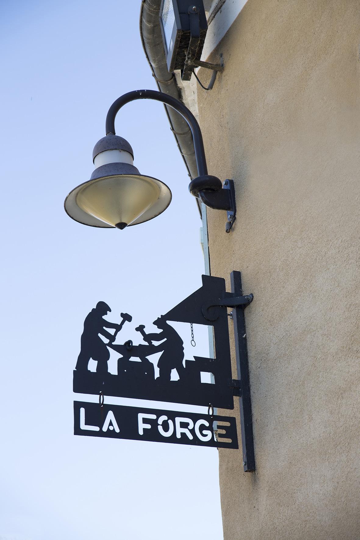 Toscane d'Auvergne - Auberge de la Forge