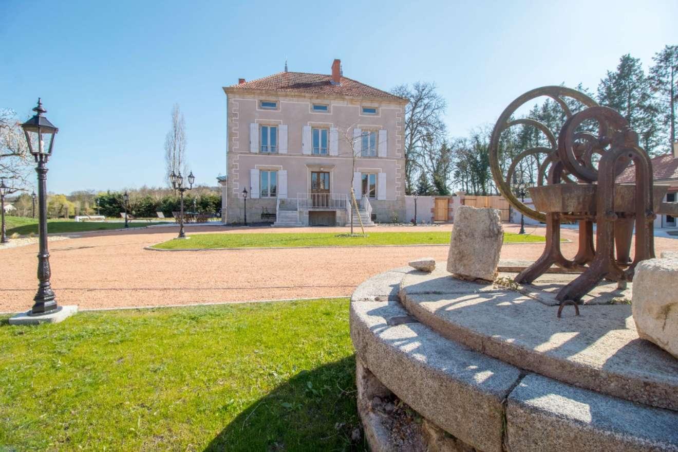 Toscane d'Auvergne - Gîte la Molière