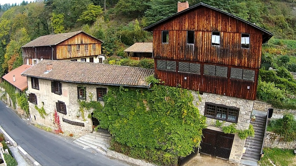 Toscane d'Auvergne - Moulin Richard de Bas