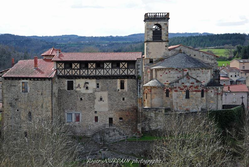 Toscane d'Auvergne ©Roger JOURDAIN