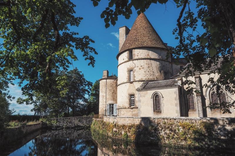 Toscane d'Auvergne ©Louise Grenadine - chateau martinanches