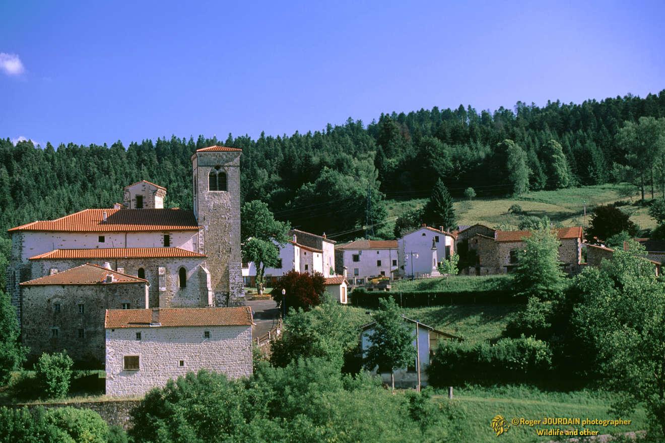 Toscane d'Auvergne ©Roger JOURDAIN - Auzelles