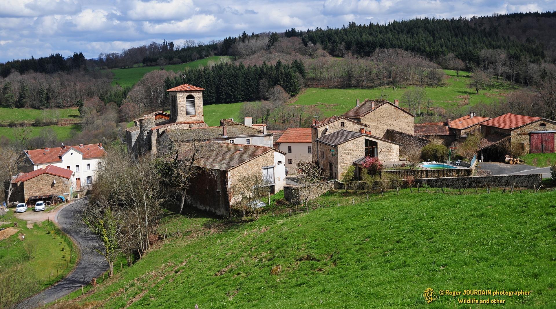 Toscane d'Auvergne ©Roger JOURDAIN - Ceilloux