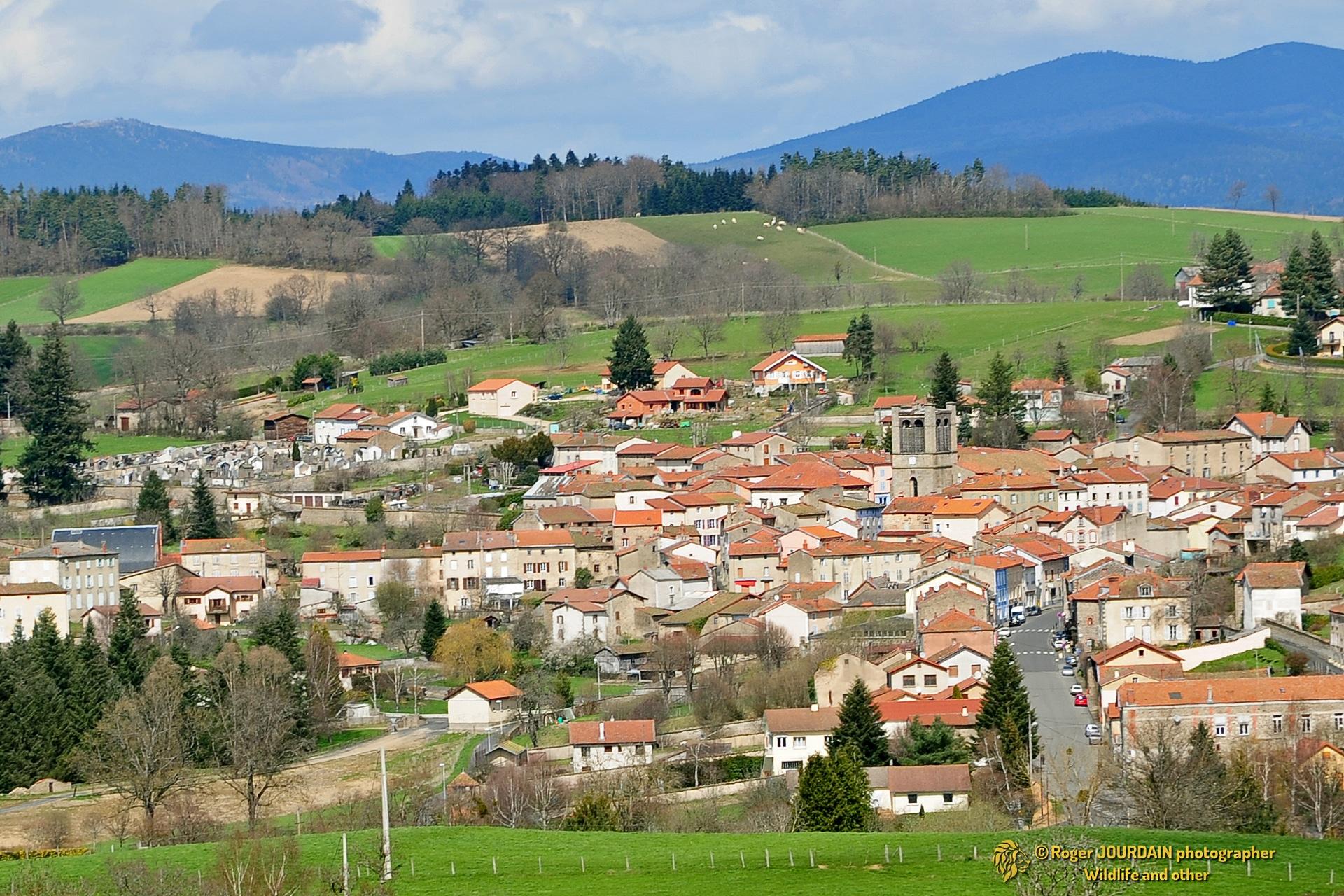 Toscane d'Auvergne ©Roger JOURDAIN - Cunlhat