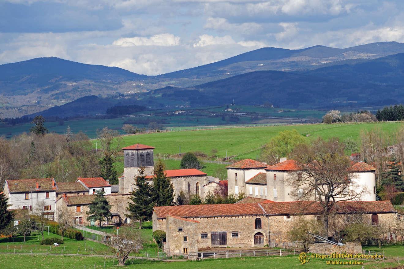 Toscane d'Auvergne ©Roger JOURDAIN - Domaize