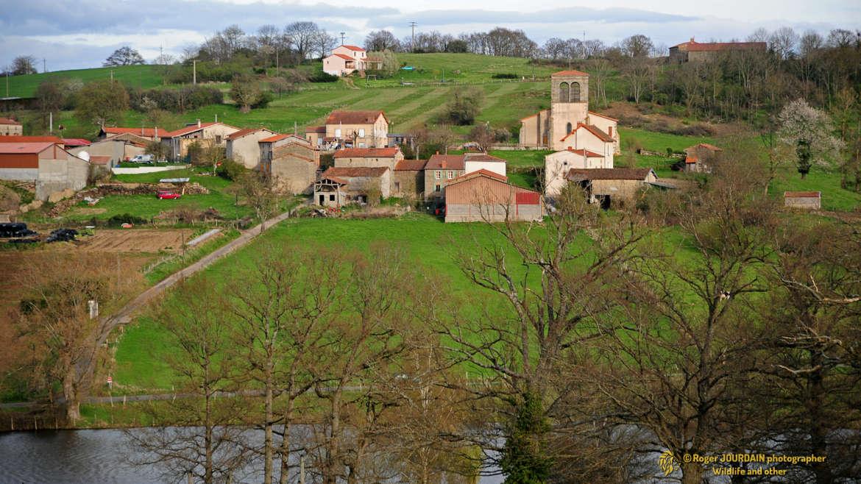 Toscane d'Auvergne ©Roger JOURDAIN - St-Flour-L'Etang
