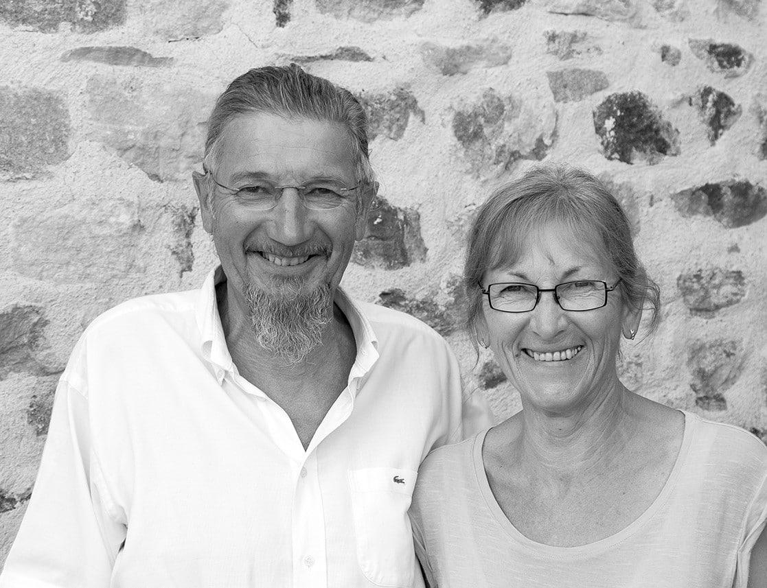 Maryse et Gérard - Les Mathieux
